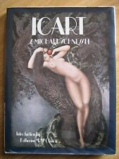 ICART Art Deco Book S. Michael Schnessel 1976 First Edition Louis