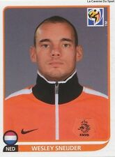 N°346 WESLEY SNEIJDER # NETHERLANDS STICKER PANINI WORLD CUP SOUTH AFRICA 2010