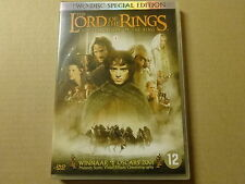 2-DISC SPECIAL EDITION DVD / THE LORD OF THE RINGS - THE FELLOWSHIP OF THE RING