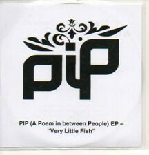 (334K) Pip, A Poem In Between People EP - DJ CD
