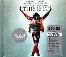This is It-2009-Original Movie Soundtrack-Book+2 CD