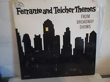 Ferrante & Teicher from Broadway Shows ABC Paramount ABC 336 1960 NM