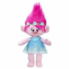 New Movie DreamWorks  Trolls Large Poppy Hug 'N Plush Doll Toy Kids Xmas Gift