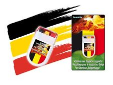 Maquillage Supporter Belgique stick noir jaune rouge Les Diables Rouges  00/0614