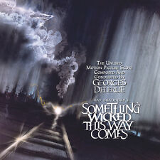 something wicked this way comes cd sealed intrada