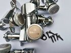 Gotoh SG381 MG-T Magnum Lock Traditional Locking Tuners Japan 6 in line Chrome
