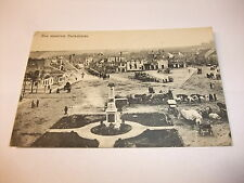 alte Postkarte Ansichtskarte Karte AK Das zerstörte Darkehmen Ostpreußen um 1915