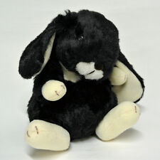 Lop Eared Rabbit Plush (Colorful Collection) Black