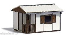 Busch 1393, Bungalow GL 14, H0 Modell Gebäude Bausatz 1:87