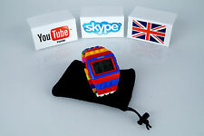 Building block watch Geek Chic computer retro sports digital Unisex Shhors lv*