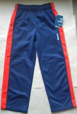 NWT REEBOK BOYS CLUB BLUE LONG PANTS SIZE LARGE 6 $28