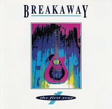 BREAKAWAY - THE FIRST YEAR / VARIOUS ARTISTS / CD (MOUNTAIN RAILROAD MD-82812)