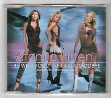 (HA932) Atomic Kitten, Be With You - 2002 CD