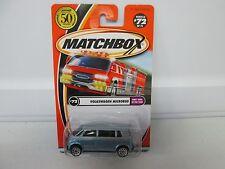 Matchbox Volkswagen Microbus #72