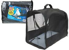 Pet carrier pliant replier away chat petit chien lapin voyage cage de transport