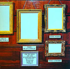 """Emerson Lake & Palmer - Pictures At An Exhibition - 12"""" LP - cleaned - C309"""