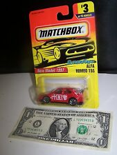 Matchbox Across America 50th Birthday 1997 Corvette - Indiana With Tag - 2001