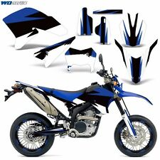 Yamaha Graphic Kit WR 250x WR250 X/R Bike Decal Wrap w/ Backgrounds 2007-2016 RB