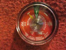 1-100# psi Pressure Gauge For Portable Water Pressure Fire Extinguisher
