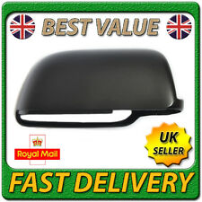 Right Driver Side Wing Door Mirror Cover Casing Cap for VW POLO 9N 2001-2005
