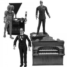 Universal Monsters: Black & White Figure Set Serie 3