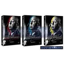 STV * L'ORA DI HITCHCOCK - Stagione 1 Vol. 1-2-3 (9 dvd) * sigillati