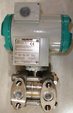 NEW Siemens Sitrans P 7MF4432 Differential Pressure & Flow Transmitter DS