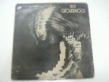 THE GROUNDHOGS SPLIT  RARE LP RECORD vinyl  INDIA INDIAN vg-