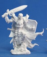 Dark Heaven Bones Arrius, Skeletal Warrior Fantasy Miniature RPR77158 Reaper Min