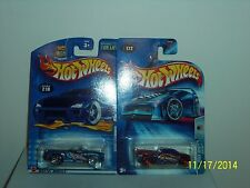 Hot Wheels: Hot Wheels Racing, collection of 9 car variations 1/64
