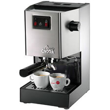 Gaggia 14101 Classic  Espresso Machine Stainless Steel