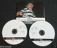 THE STREETS/THE VINES/DRESDEN DOLLS 'VICE #2' 2006 PROMO CD/DVD