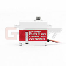 KST HV Series DS565X Digital Swashplate Tail Servo For 450-500 RC Helicopter