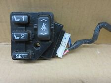 LEXUS LS400 LS 400  90-92 1990-1992 POWER LOCK SWITCH & MEMORY SWITCH DRIVER