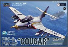"Kitty Hawk KH80127 1/48 F9F-8/8P ""Cougar"""