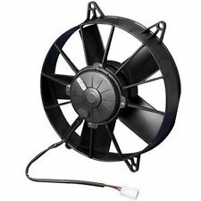"""SPAL 10"""" INCH PADDLE PULLER HIGH PERFORMANCE 12V ELECTRIC PULL FAN 1100 CFM"""