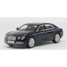 KYOSHO 05561PC, BENTLEY FLYING SPUR W12, PEACOCK (DARK BLUE), 1:43 SCALE