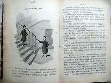 BRICCICHE PER I BAMBINI (DALL'INGLESE) - ELISA CAPPELLI, EDIZIONE BEMPORAD, 1896