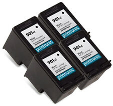 Recycled HP 901XL (CC654AN) Black for HP OfficeJet J4540 J4680c J4524 J4624
