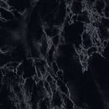Pellicola Adesiva Nero Portogallo 45 cm x 2 mt in vinile effetto marmo per inter