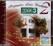 = REGIONALNA LISTA PRZEBOJOW TVP3 KATOWICE vol.2 / CD slaskie / silesia eska TVS