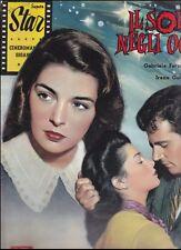 Super Star Cineromanzo N° 52/1959 - Il Sole Negli Occhi, Gabriele Ferzetti