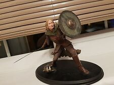 LORD OF THE RINGS SIDESHOW WETA STATUE - EOWYN AS DERNHELM