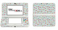 Cupcakes Vinyl Skin Sticker for Nintendo 3DS XL (with C Stick) 3dsxl3