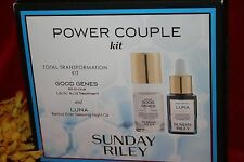 SUNDAY RILEY LUNA SLEEPING NIGHT OIL .5 OZ GOOD GENES . 5 OZ POWER COUPLE INBOX
