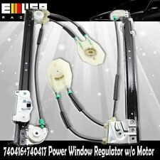 Rear LH+RH Driver Window Regulator w/o Motor for 97-99 BMW 528i 540i E39
