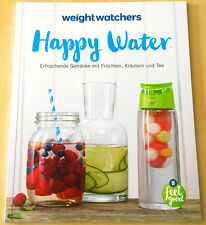 Weight Watchers Libro cucina Happy Acqua NUOVO punti smart Programma 2016 nuovo