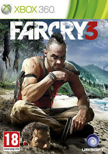 Far cry 3 xbox 360 (en excellent état)