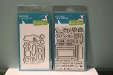 Lawn Fawn Sprinkled With Joy Clear Stamps(LF1214) & Lawn Cuts(LF1215) Dies Set
