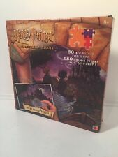 NEW Harry Potter Sorcerer's Stone 260 Piece Mystery Jigsaw Puzzle Decoder